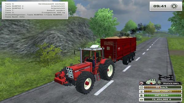 MF 1455 XLA v1.0