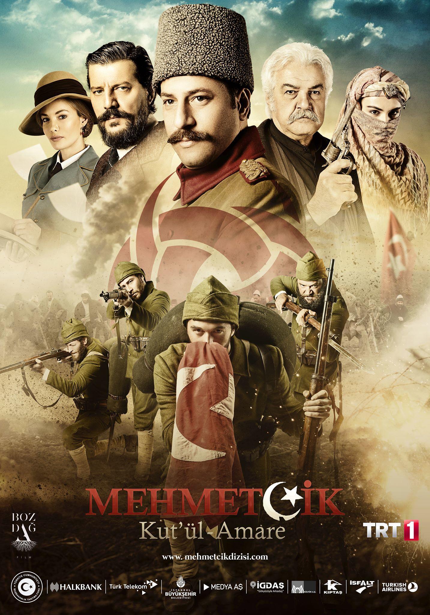 Mehmetçik Kut'ül Amare 18.Bölüm indir