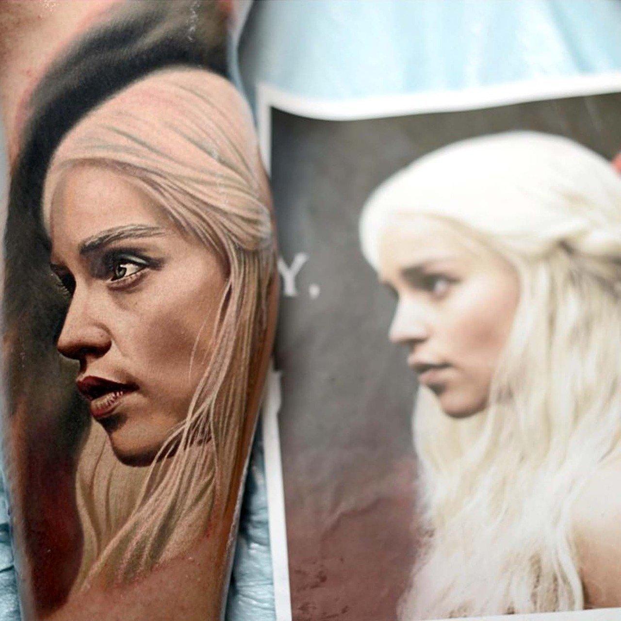 Nietypowe tatuaże #5 33