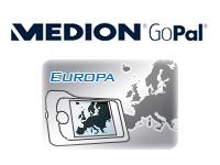 Medion GoPal 6.x / 7.x Dach Q2/2018 Kartenupdate