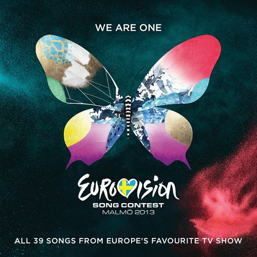 VA – Eurovision Song Contest Malmö 2013