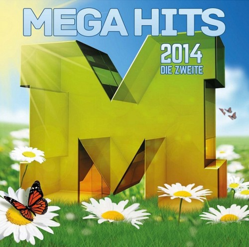 MEGA HITS (2CD) 2014 [ ALBUM ORIGINAL ]