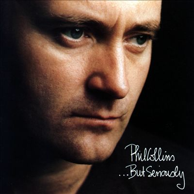 Phil Collins - ...But Seriously (1989).Flac