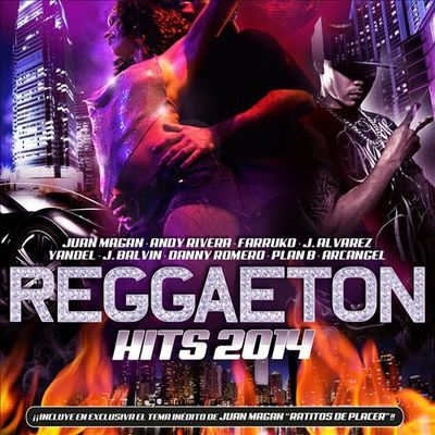 VA - Reggaeton Hits 2014 [2CD] (2014) .mp3 - 320kbps