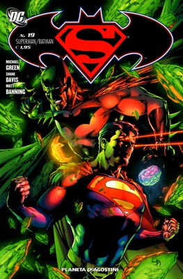 Superman Batman - Volume 19 (V2) (2009)