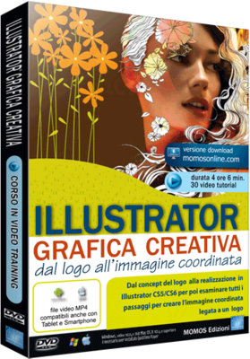 Video Corso Avanzato Illustrator CS5/CS6 Grafica Creativa - ITA