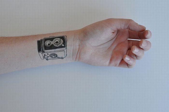 Tymczasowe tatuaże 13