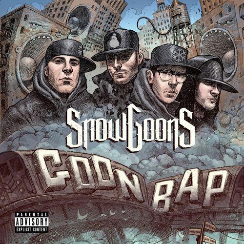 Cover: Snowgoons - Goon Bap (2016)