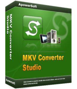 Apowersoft MKV Converter Studio 4.5.4 Multilanguage inkl.German