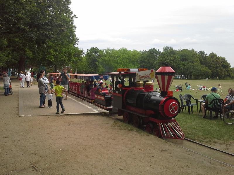 Parkeisenbahn MZ-Volkspark