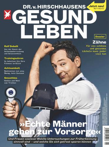 :  Stern Gesund Leben Magazin September-Oktober No 05 2018