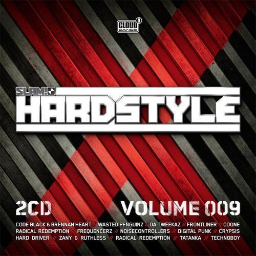 VA-Slam Hardstyle Vol 9-2CD-2015-wAx Download