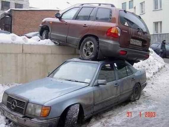 Mistrzowie parkowania 6