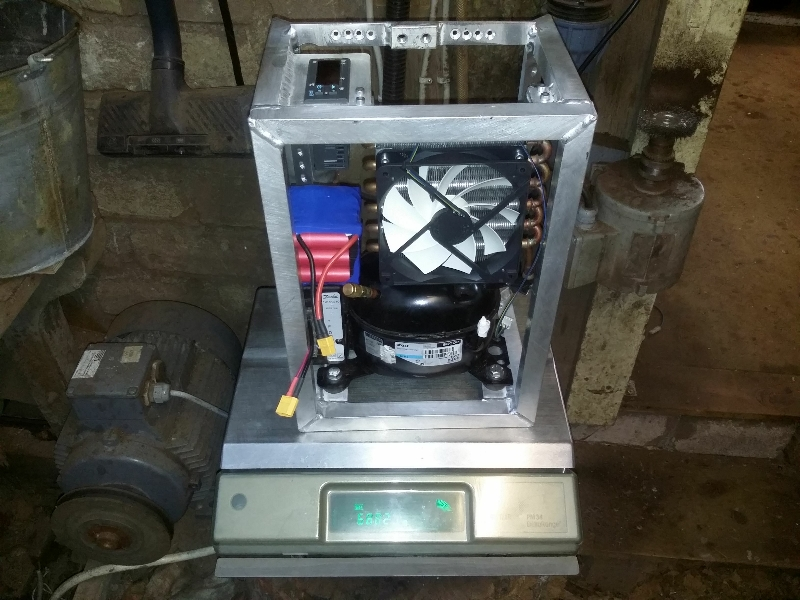 Mini Kühlschrank 12 Volt : Kühlschrank auf v umbauen diskussionen fakten hypothesen