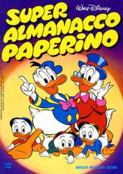 Super Almanacco Paperino Serie 1 - N. 1 (1976)