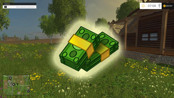 Money Cheat Mod v1.0
