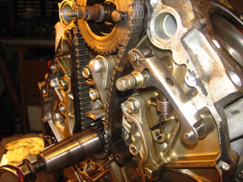CX 500 Motorrevision 2 - Dornwitchen - Seite 3 Motore2259steuerkette2kkjb