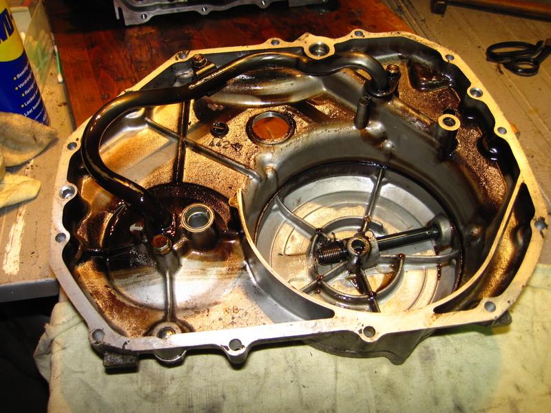 CX 500 Motorrevision 2 - Dornwitchen - Seite 3 Motore2293vorderermotb7p45