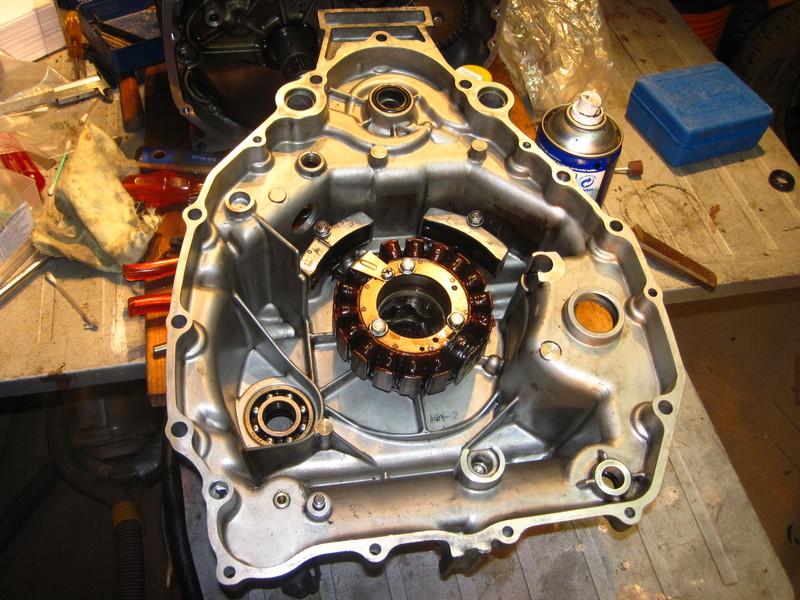 CX 500 Motorrevision 2 - Dornwitchen - Seite 6
