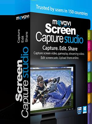Movavi Screen Capture Studio v10.0.0