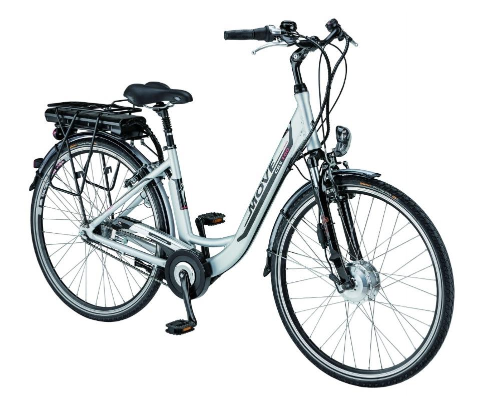 elektro bicicletta move crs 100 ebike pedelec 28 pollici. Black Bedroom Furniture Sets. Home Design Ideas