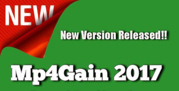 Mp4Gain 2017 v1.2.3
