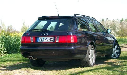 Audi S6 Plus Avant 14
