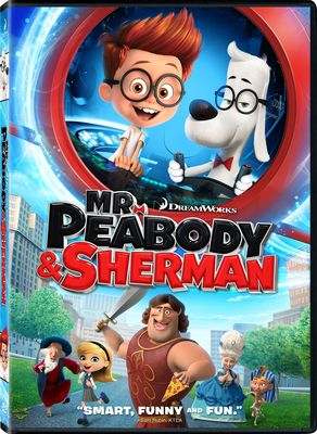 Mr. Peabody e Sherman (2014).Avi Dvdrip Xvid Ac3 - ITA