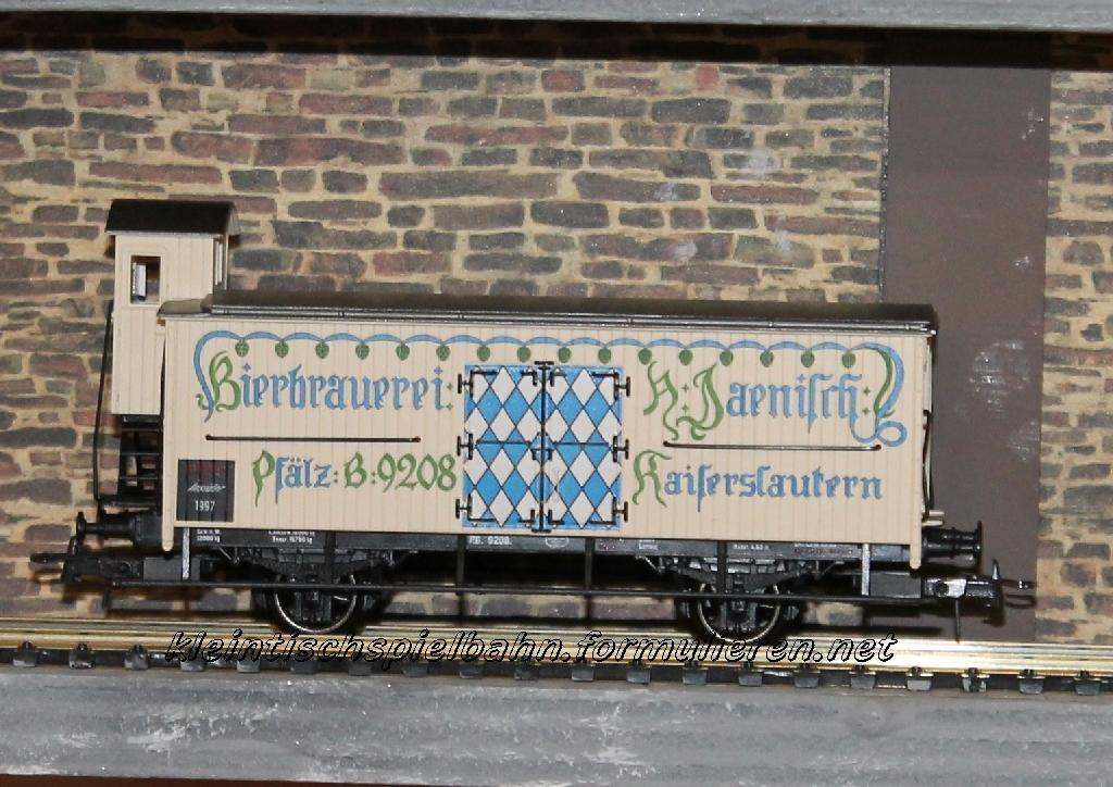 #48921 Märklin Insider Jahreswagen 1997  Mrklinjahreswagencuxb2