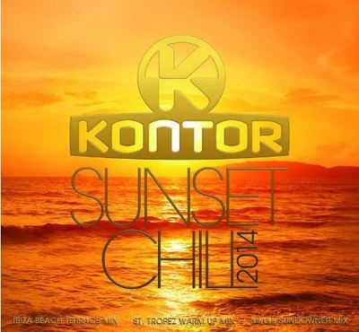 VA - Kontor Sunset Chill 2014 [3CD] (2014) .mp3 - V0