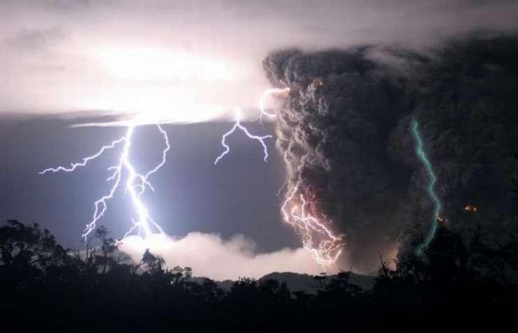 Erupcja wulkanu Chaitén 1