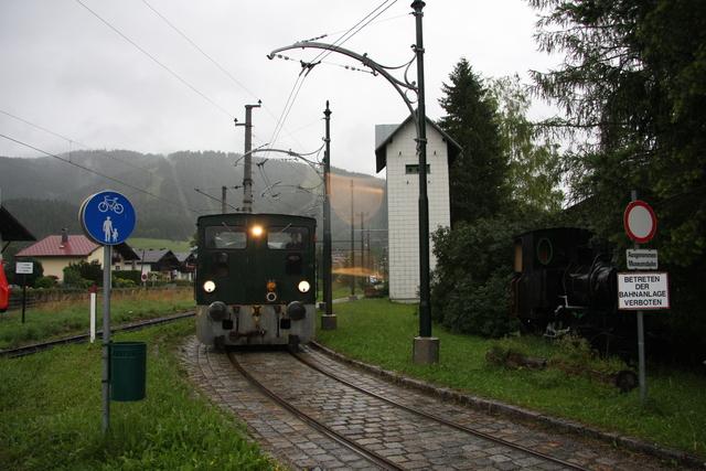 Musuemstramway Mariazell Erlaufsee Mariazell