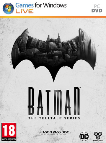 Batman The Telltale Series Complete Season MULTi9 - ElAmigos