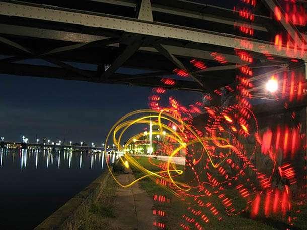 Świetlne graffiti 21