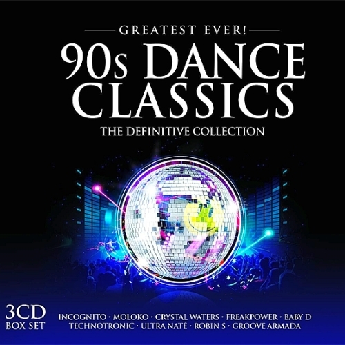 House greatest ever 90s dance classics 3cd 2015 for 90s house classics list