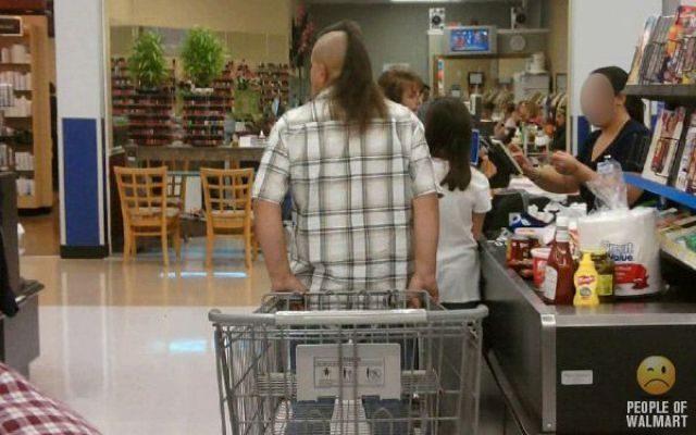 Najdziwniejsi klienci z WalMart #3 4