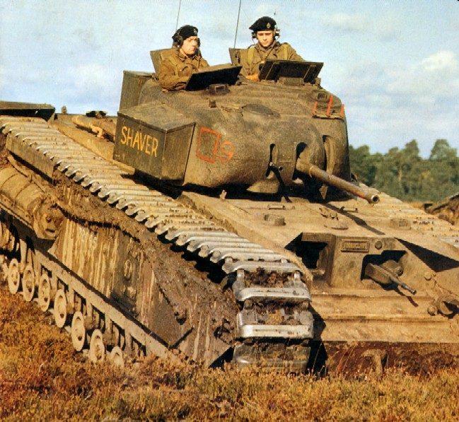 II wojna światowa w kolorze 67