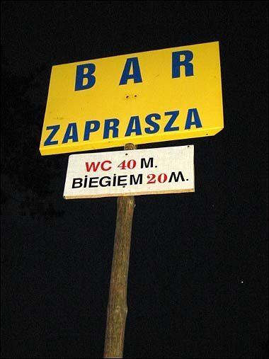 Znaki drogowe i tablice informacyjne 23
