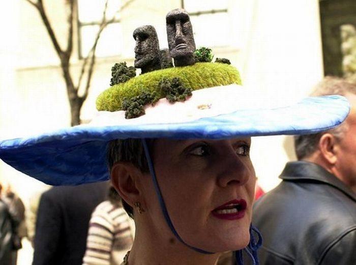 Najdziwniejsze kapelusze #2 25