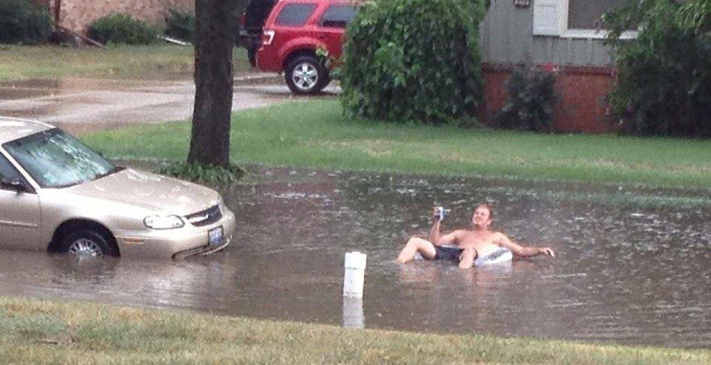 Powódź z dystansem 15