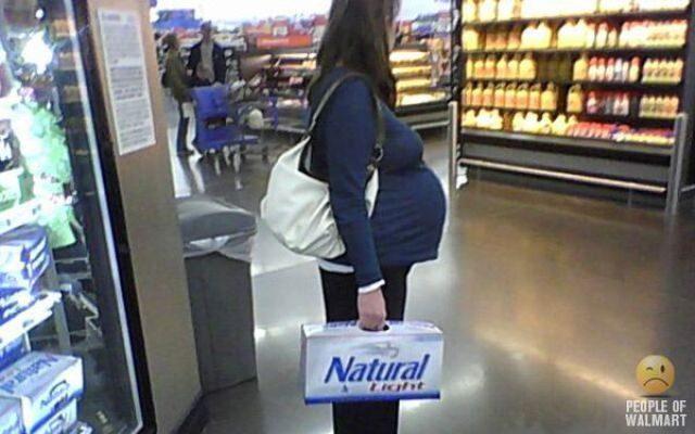 Najdziwniejsi klienci z WalMart #3 11