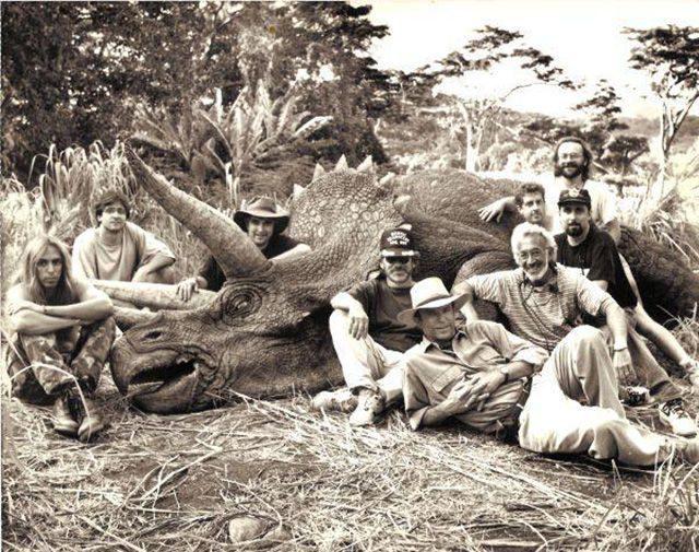 Za kulisami filmów: Jurassic Park 15