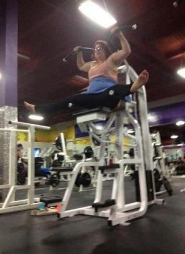 Na siłowni #2 7