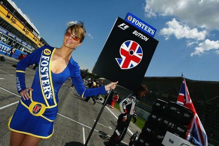 Hostessy z wyścigów 6