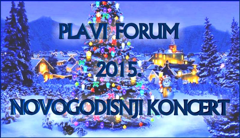 2015 - 10-NOVOGODISNJI KONCERT - BOZICNA MUZIKA Najava5du6g