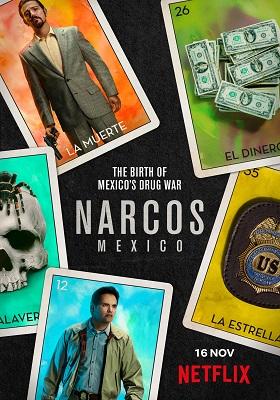 Narcos Messico - Stagione 1 (2018) (Completa) WEBMux 1080P HEVC ITA ENG DD5.1 x265 mkv