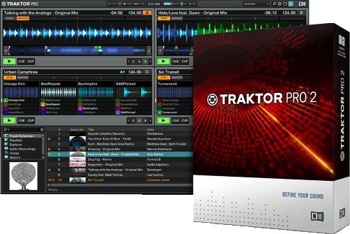 Native Instruments Traktor Pro 2 v2.11.1