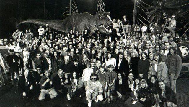 Za kulisami filmów: Jurassic Park 17
