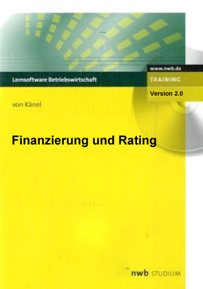 Office nwb lernsoftware betriebswirtschaft finanzierung for Betriebswirtschaft studium