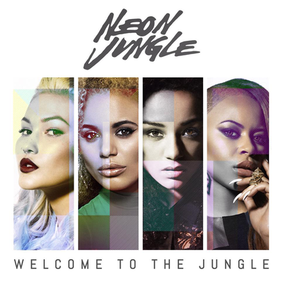 Neon Jungle - Welcome to the Jungle (2014) .mp3 - 320kbps